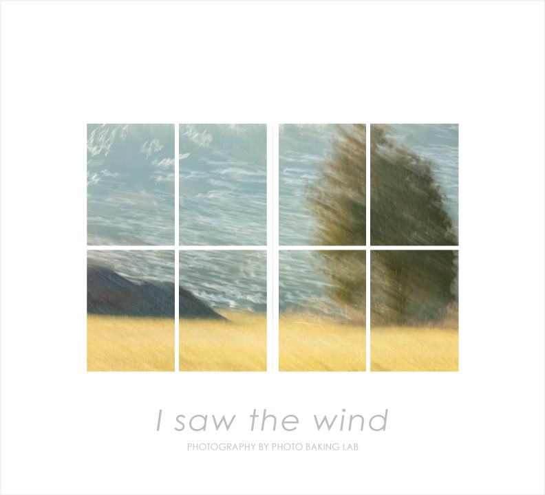 Our second Landscape Project 'I saw the Wind' is coming soon.